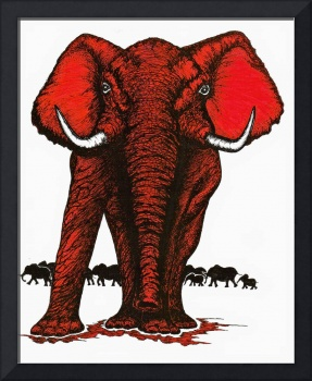 Elephant Guard-Red