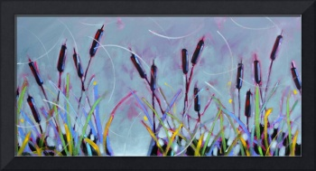 Cattails for Anne