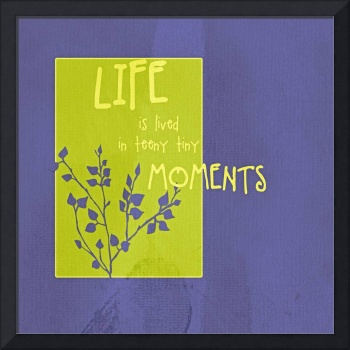 Life in Tiny Moments