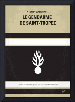 No186 My Le Gendarme de Saint-Tropez minimal movie