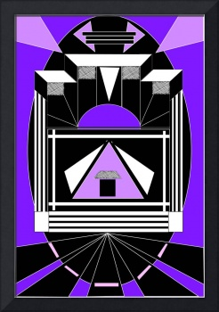 Art Deco Interpretation