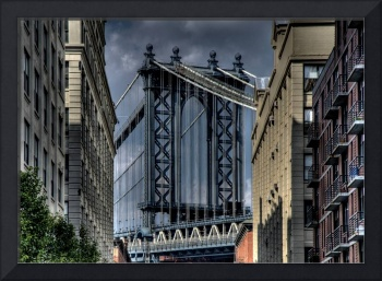 Manhattan Bridge #1