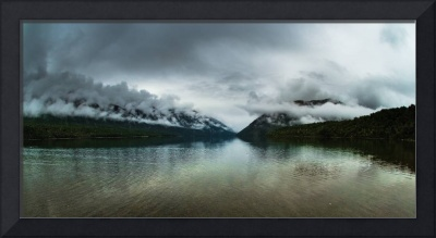Nelson lakes panorama
