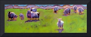 Sheep Landscape