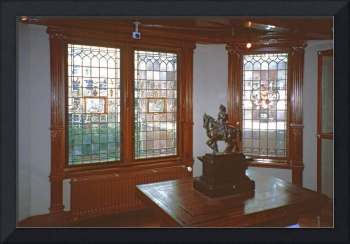 29 C17 Canal House Upstairs Room