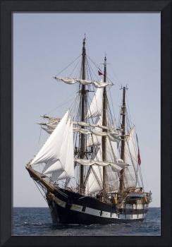 Italian tall Ship Palinuro