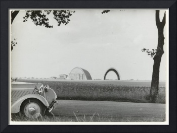 De Graf Zeppelin II, Press Photo GMBH, 1936-1937