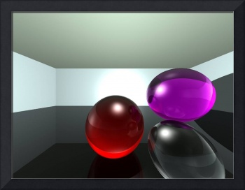 Room of Spheres 3