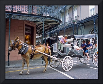 Carriage Ride French Quarter