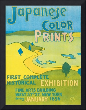 Japanese Color Prints by Arthur Wesley Dow