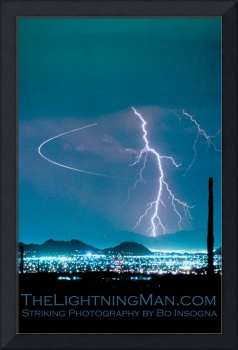 Bo Trek Lightning Strike Poster