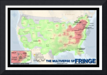 The Multiverse of FRINGE