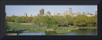 Central Park Upper East Side New York New York