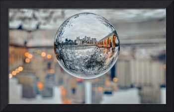 City in a Sphere