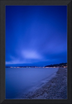 Blue Hour at Alki