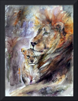 Cecil the Lion and Patriarch