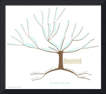 The Sample Family Tree 2