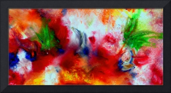 Watercolor Abstract Series G1015A