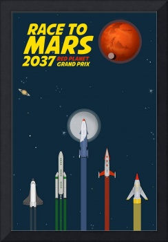 The Race To Mars