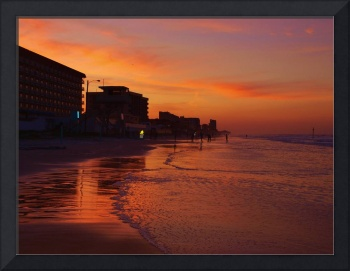 Ormond Beach Sunset