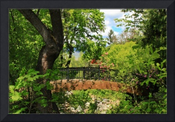 Lithia Park Bridge