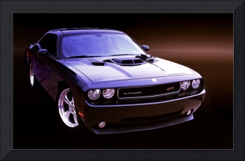 2010 Dodge Challenger Blackbird