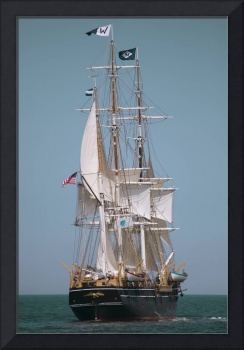 Tall Ship Charles W Morgan