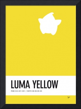 No40 My Minimal Color Code poster Luma