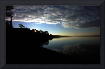 Skaneateles Lake at Sunrise