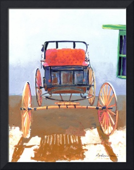 Old Buggy by RD Riccoboni