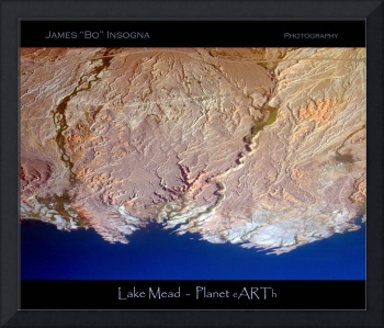 Planet Art 5 - Lake Mead