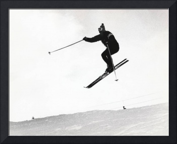 Big Air, 60s Style