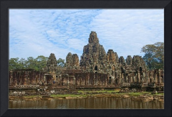 South East Asia, Cambodia, Siem Reap, Banyan Templ