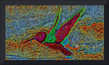 Abstract Bird Art 13