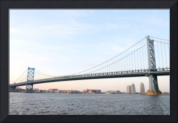 Ben Franklin Bridge, Philadelphia