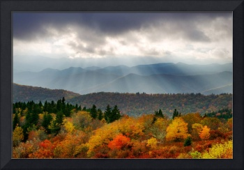October Haze - Blue Ridge Parkway