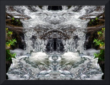 Rapids, Symmetry from Chaos