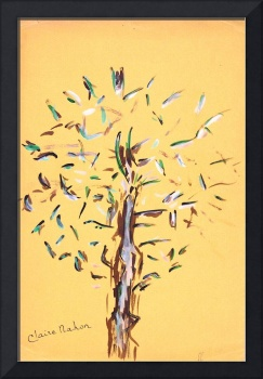 Abstract gesture tree
