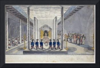 Legation of the VOC at the Prince of Kandy, Jan Br