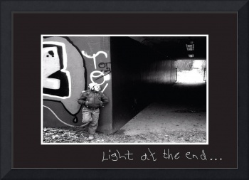 Light at the end....