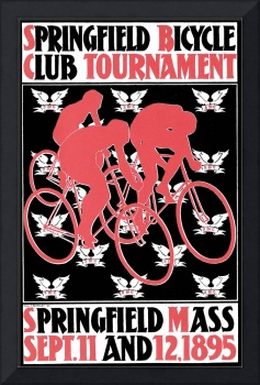 Springfield Bicycle Club Tournament 1895