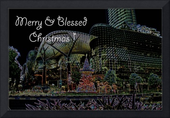 Christmas in Singapore (Ion Orchard)