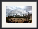 The Bean - Cloud Gate Chicago by Wayne Moran