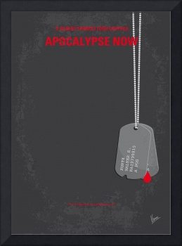 No006 My Apocalypse Now minimal movie poster