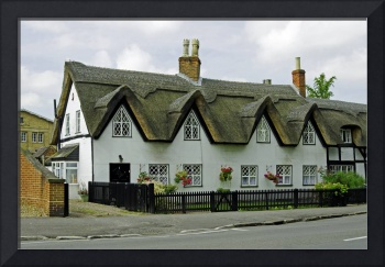 Thatched Cottages In Repton (29026-RDA)