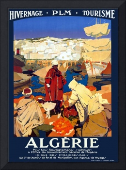 Vintage Algeria Travel