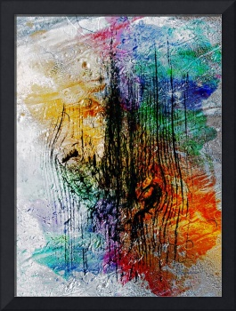 2L Abstract Expressionism Digital Painting