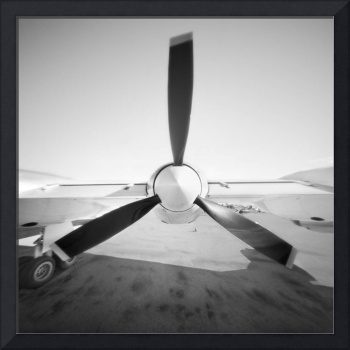 B-36 Pusher Propeller