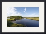Herring River Panorama - Dennis, Cape Cod by Christopher Seufert