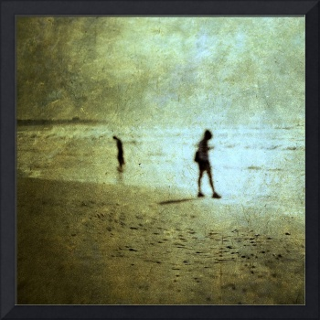 Disillusioned Beach Wanderers